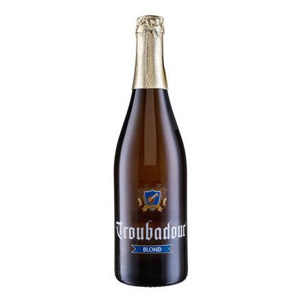 Bierfles Troubadour Blond