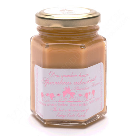 Potje advocaat speculaas (125 g)