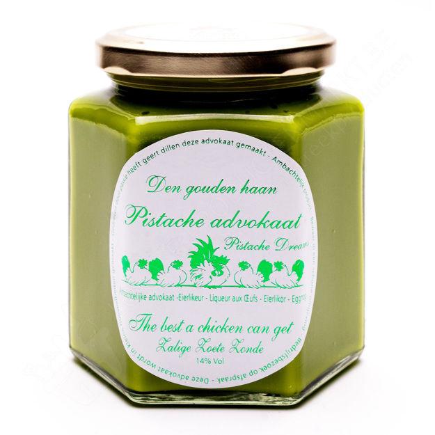 Potje advocaat pistache (400 g)