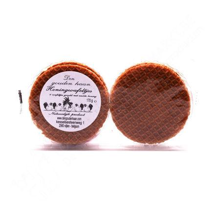 Pakje honingwafeltjes (170 g)
