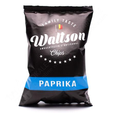 Zakje Waltson chips - Paprika (125 g)