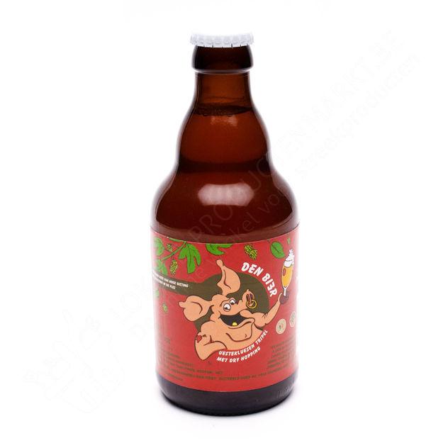 Flesje Den Bi3r - Tripel 9 % (33 cl)