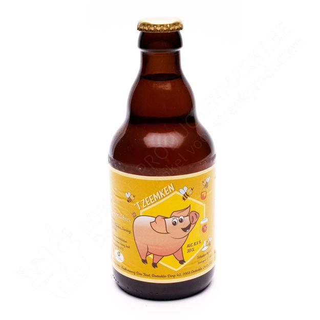 Flesje 't Zeemken - Blond 8,5 % (33 cl)