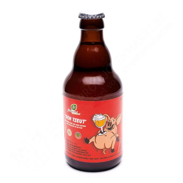 Flesje Den Tseut - Blond 6,5 % (33 cl)