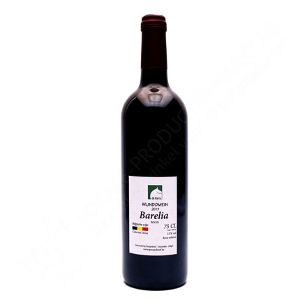 Fles Barelia Rood 2019 - Cabernet Dorsa 12 % (75 cl)