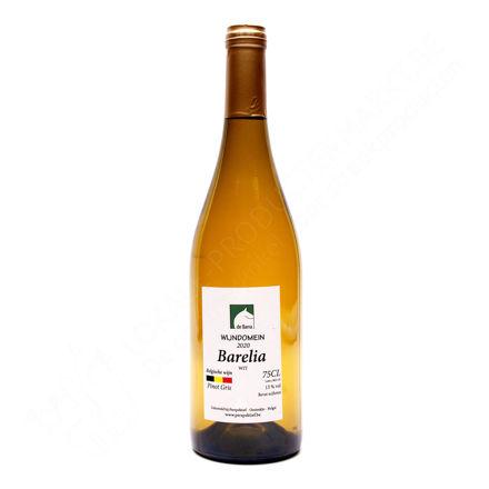 Fles Barelia Wit 2020 - Pinot Gris 13 % (75 cl)