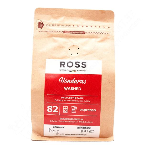 Pakje Honduras Washed 82 - espresso (250 g)