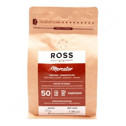 Pakje Mercator 50 - espresso (250 g)