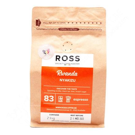 Pakje Rwanda Nyakizu 83 - espresso (250 g)