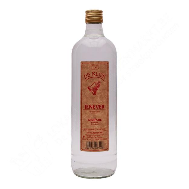 Fles De Klok - Jenever 30% (1 l)