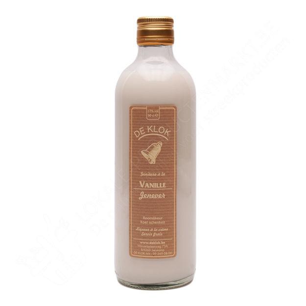 Fles De Klok - Vanillejenever 17% (50 cl)