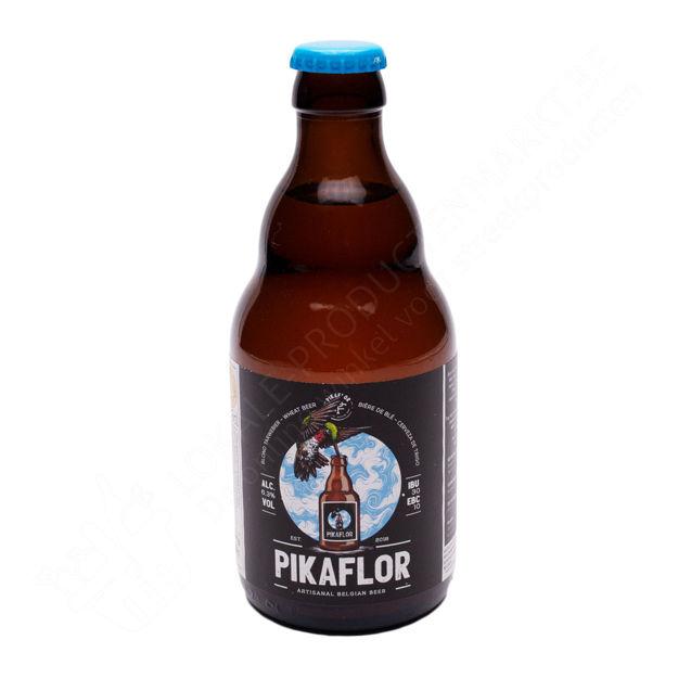 Flesje Pikaflor - Blond tarwebier 6,3 % (33 cl)