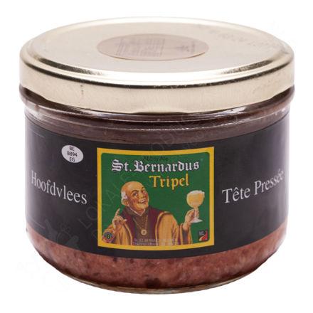 Potje Hoofdvlees St. Bernardus Tripel (180 g)