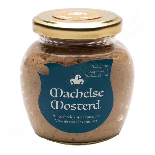 Potje Machelse Mosterd - Peperkoekmosterd (200 g)