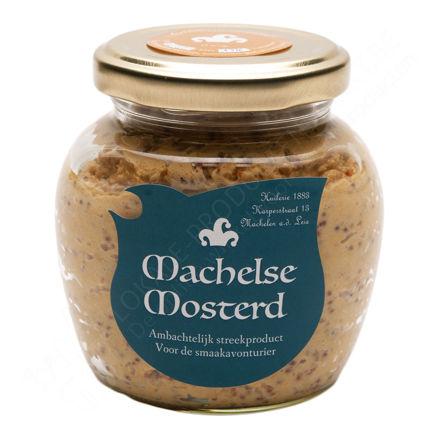 Potje Machelse Mosterd - Graanmosterd (200 g)