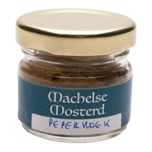 Potje Machelse Mosterd - Peperkoekmosterd (30 g)