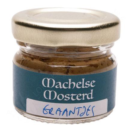 Potje Machelse Mosterd - Graanmosterd (30 g)
